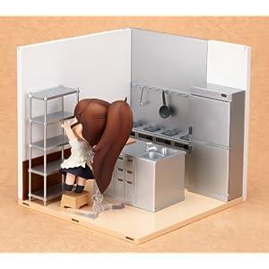 ねんどろいどプレイセット#5 ワグナリア B 厨房セット (ノンスケール ABS&PVC塗装済みねんどろいど用ジオラマセット)