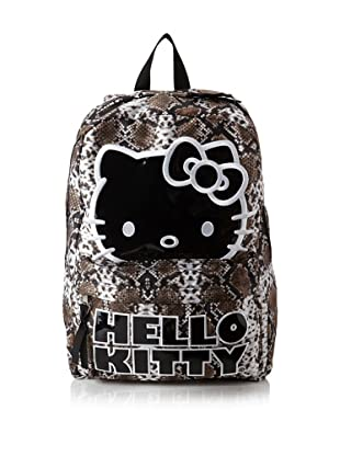 Hello Kitty Sublimation Brown Backpack
