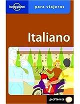 Lonely Planet Italiano Para El Viajero (Lonely Planet Spanish Guides)