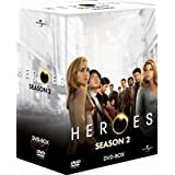 HEROES/q[[Y V[Y2 DVD-BOX}CEBeB~A