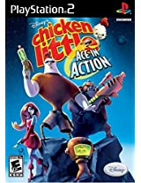 Disneys Chicken Little: Ace in Action (PS2)