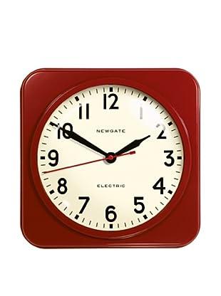 Newgate Mercury Wall Clock (Red)