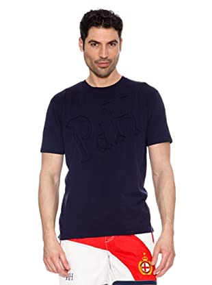 Pedro del Hierro Camiseta Logo (Azul marino)