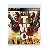 ARMY OF TWO:The 40th Day(PS3)