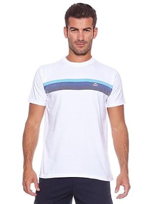 Ellesse Camiseta Spt Bands (Blanco)