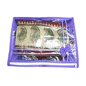 Discount4product Saree/Dress Protection Cover Bag(1 piece)