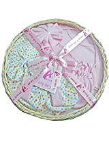 Baby Basics - Baby Gift Set - 7 pcs - Pink