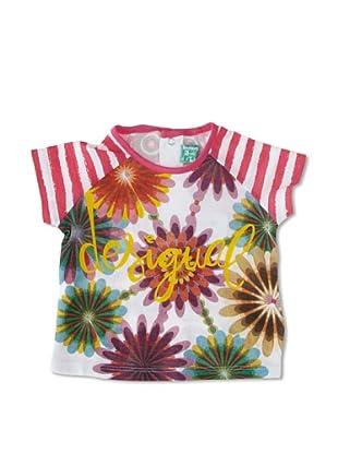 Desigual Camiseta Orégano (Multicolor)