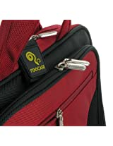 rooCase Apple MacBook Pro MB991LL/A Laptop Carrying Case - Red/Black
