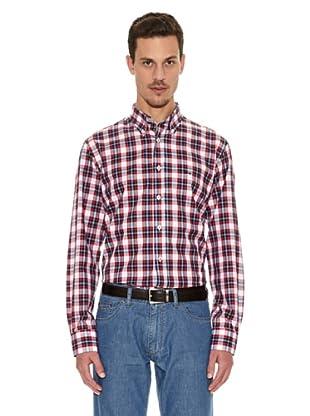 Tenkey Camisa Putnam (Rojo)