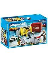 Playmobil Cargo Loading Team, Multi Color