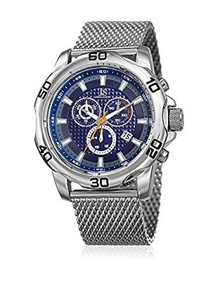 Joshua & Sons Reloj con movimiento cuarzo suizo Man JX123SSBU ZZ-