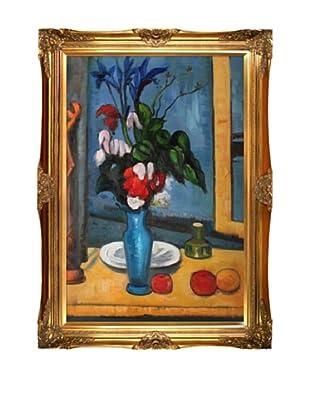 Paul Cézanne Le Vase Bleu