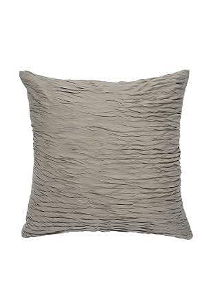 Darzzi Textured Surface Pillow (Grey)