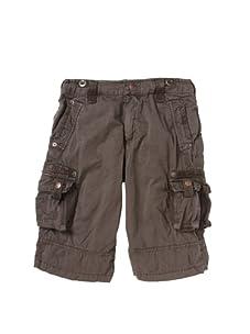 Alpha Industries Boy's Austin Cargo Shorts (Teak)