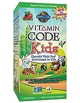 Garden of Life Vitamin Code Kids, 30 Chewable Bears