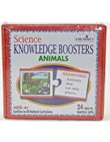 Science Knowledge Booster - Animals