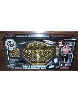 WWE World Heavyweight Championship Belt & REY MYSTERIO