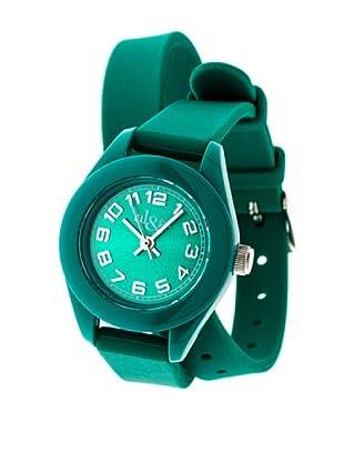 al&co Reloj Double Strap Verde