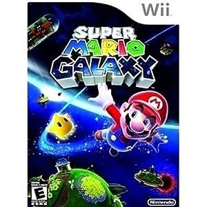 Nintendo Super Mario Galaxy-Wii Platform