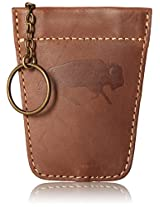 Pendleton Men's Leather Keychain Coin Purse