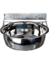 Advance Pet Products Stainless Steel Coop Cups with Clamp, 64-Ounce