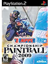NPPL Championship Paintball 09 - PlayStation 2