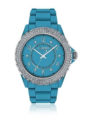 K&Bros  Reloj 9558 (Azul)