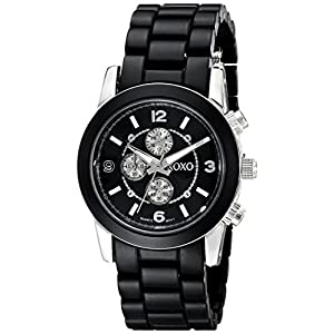 XOXO XO5592 Women's Black Analog Watch