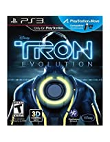 Selected Disney TRON: Evolution PS3 By Disney Interactive