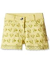 Mickey & Friends Girls' Shorts