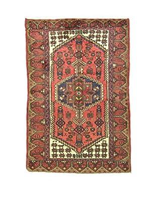 Eden Teppich   Khamseh 100X150 mehrfarbig