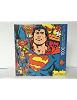 Superman 1000 Piece Jigsaw Puzzle