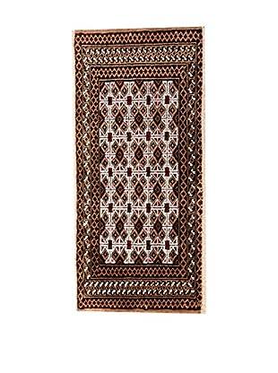 RugSense Alfombra Persian Kalat Beige/Marrón/Rojo 106 x 47 cm