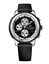 Tommy Hilfiger Analog Black Dial Men's Watch -TH1791194