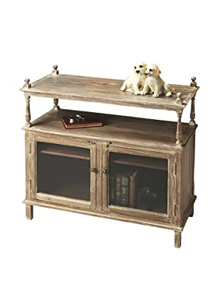 Butler Specialty Company Mountain Lodge Display Cabinet