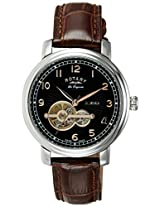 Rotary Analog Black Dial Men's Watch-GS9050019
