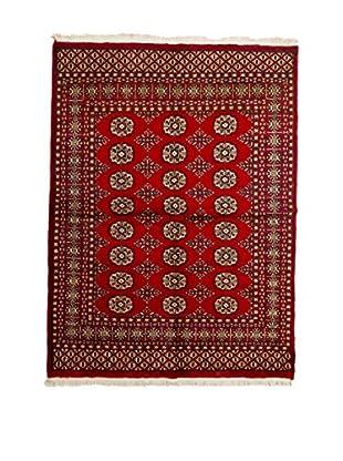 RugSense Teppich Kashmir Bokhara rot 180 x 126 cm
