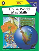 The 100+ Series U.S. and World Map Skills