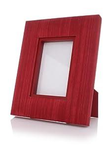 """Terragrafics Riviera 4"""" x 6"""" Picture Frame (Red)"""