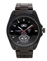 Fashion Track By Optima Mens Watch, black, black