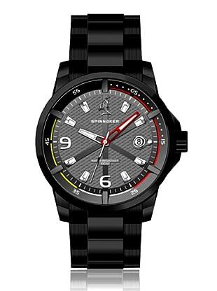 Spinnaker Reloj Wheel & Winch Negro