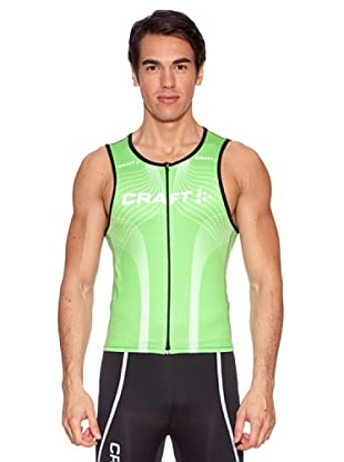 Craft Maillot Elite Tri (Verde)