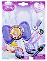 Disney Aurora Princess On Red Bow Hair Accessories