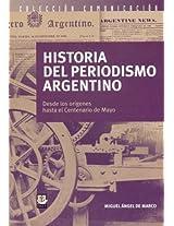 Historia del Periodismo Argentino
