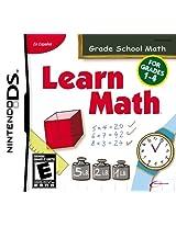 Learn Math (Nintendo DS) (NTSC)