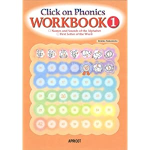 Click on Phonics WORKBOOK〈1〉Names and Sounds of the Alphabet・First Letter of the Word