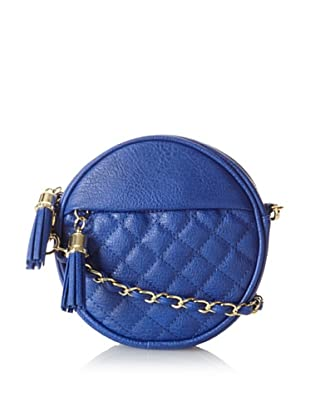 Urban Expressions Women's Natalie Cross-Body, Cobalt Blue