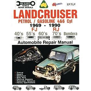 【クリックで詳細表示】Landcruiser Petrol/Gasoline 4 and 6 Cyl 1969-90 Auto Repair Manual-toyota Fj,rj,40's 55's 70's Bundera (Max Ellery's Vehicle Repair Manuals) [ペーパーバック]