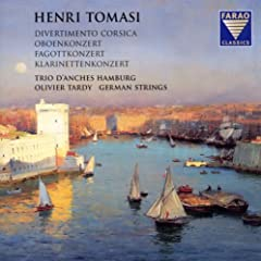 Tomasi: Concertos for Woodwind